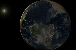 earth-sun